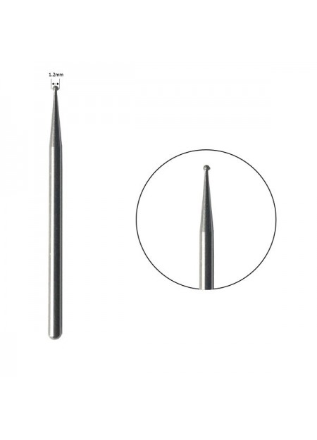 Sphere cuticle bit 1,2mm