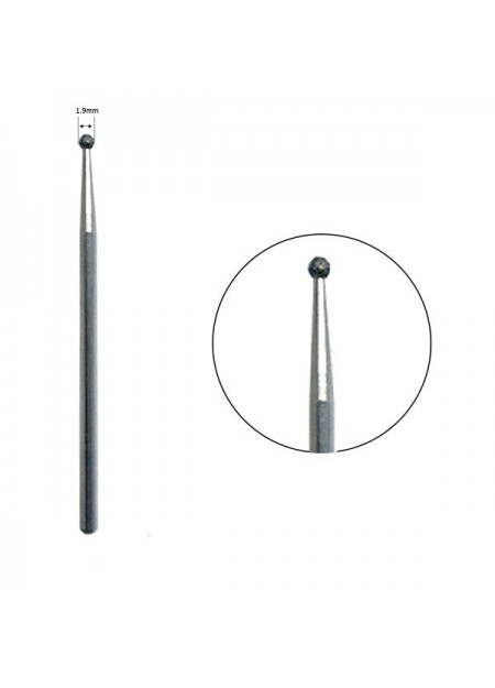 Sphere cuticle bit 1,9mm