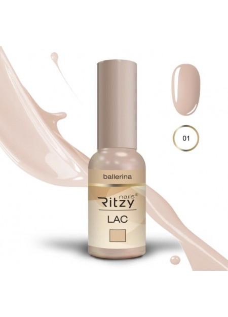 Ritzy Lac UV/LED gel polish Ballerina 01