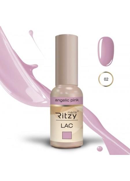 Ritzy Lac UV/LED gel polish FluFffy Puff 02