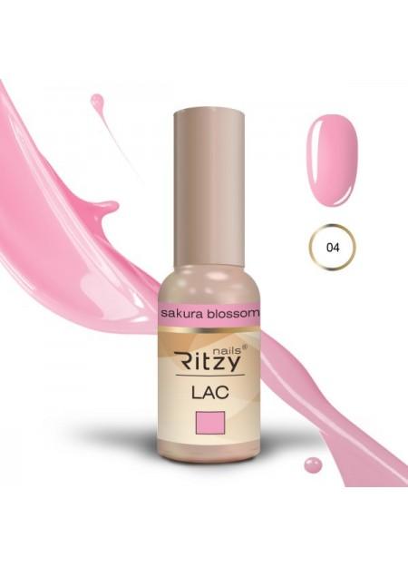 Ritzy Lac UV/LED gel polish Sakura Blossom 04