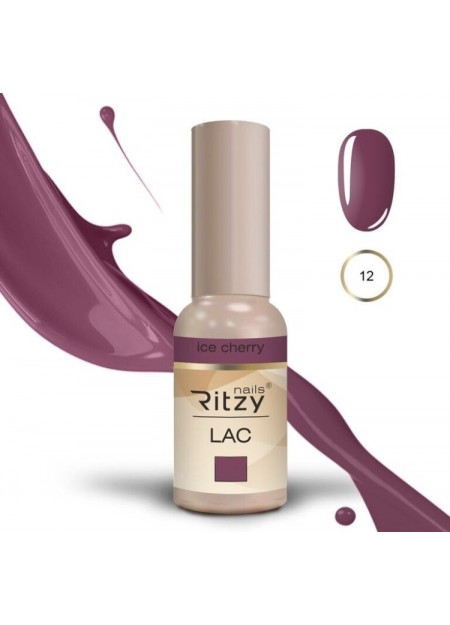 Ritzy Lac UV/LED gel polish Ice Cherry 12