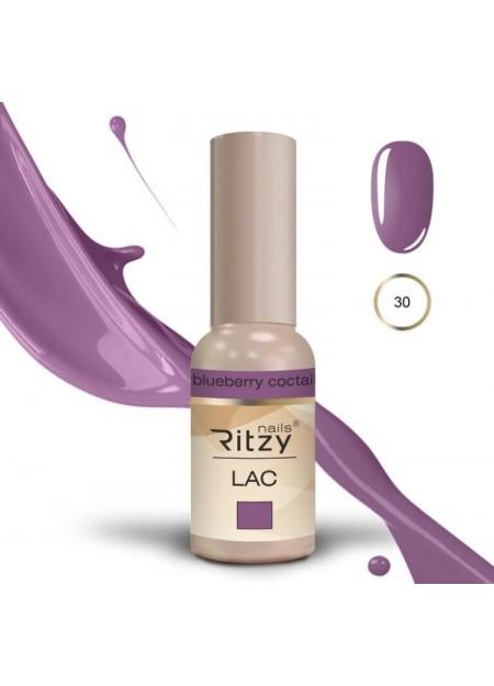 Ritzy Lac UV/LED gel polish Blueberry Cocktail 30