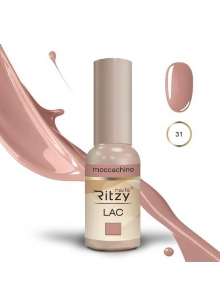 Ritzy Lac UV/LED gel polish Moccachino 31