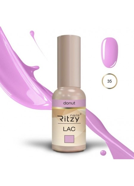 Ritzy Lac UV/LED gel polish Donut 35