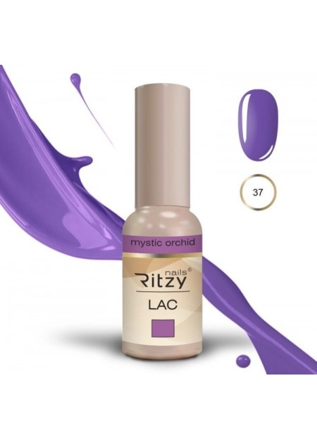 Ritzy Lac UV/LED gel polish Mystic Orchid 37
