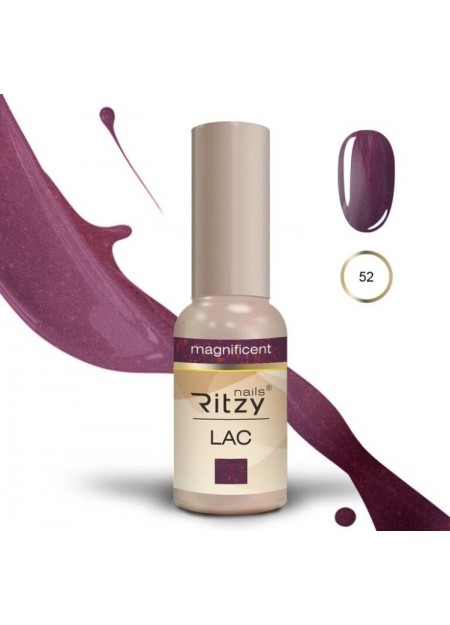 Ritzy Lac UV/LED gel polish Magnificent 52