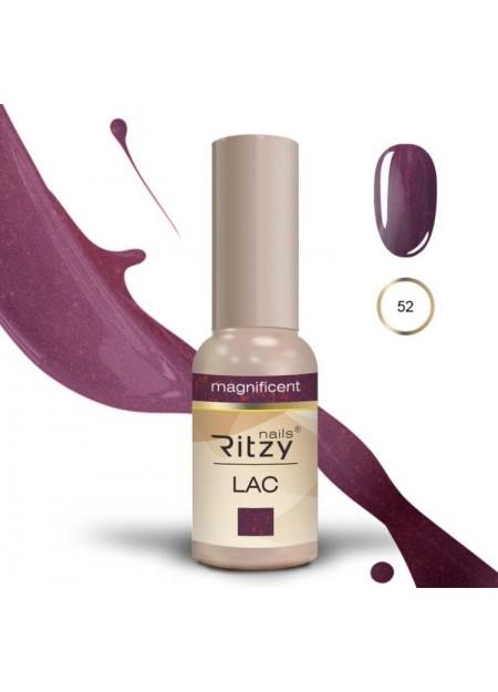 Ritzy Lac UV/LED gel polish Magnificent 52