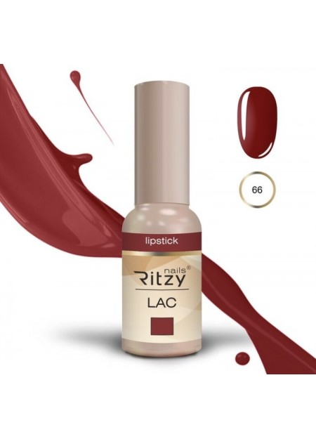 Ritzy Lac UV/LED gel polish Lipstick 66