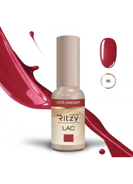 Ritzy Lac UV/LED gel polish Chili Pepper 86