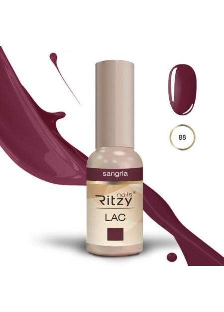 Ritzy Lac UV/LED gel polish Sangria 88
