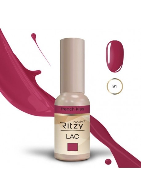 Ritzy Lac UV/LED gel polish French Kiss 89