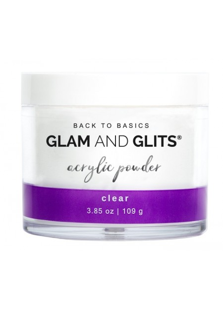 Glam and Glits Clear 109gr
