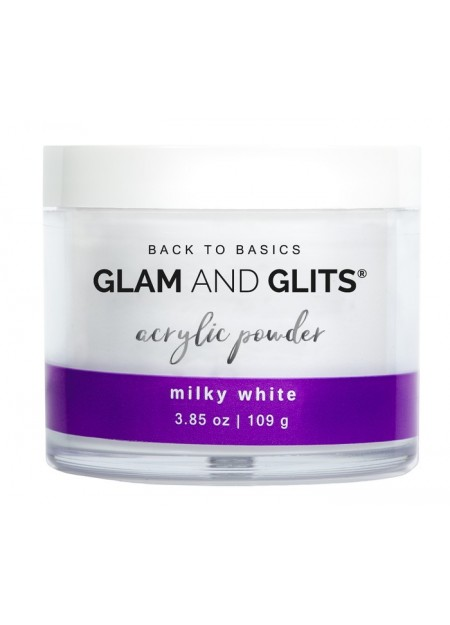 Glam and Glits Milky White 109gr