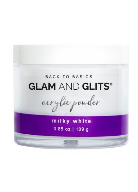 Glam and Glits Milky White 109gr