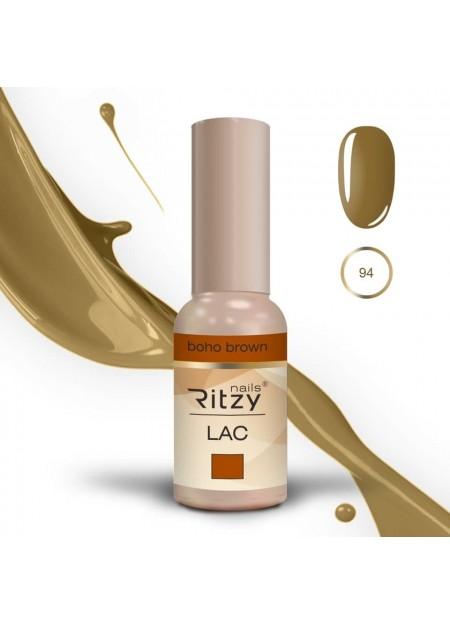 Ritzy Lac UV/LED gel polish Boho Brown 94
