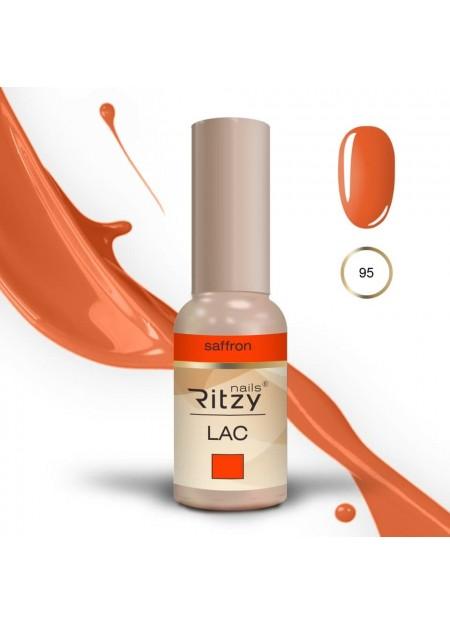 Ritzy Lac UV/LED gel polish Saffron95