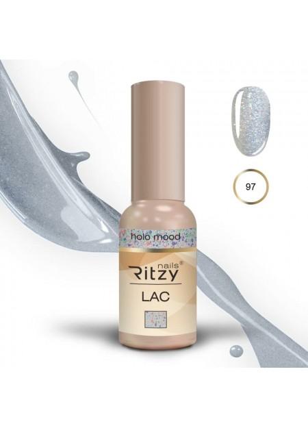 Ritzy Lac UV/LED gel polish Holo Mood 98