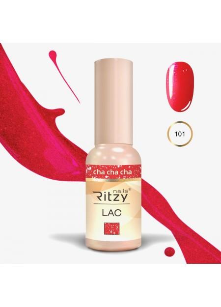 Ritzy Lac UV/LED gel polish Cha Cha Cha 101