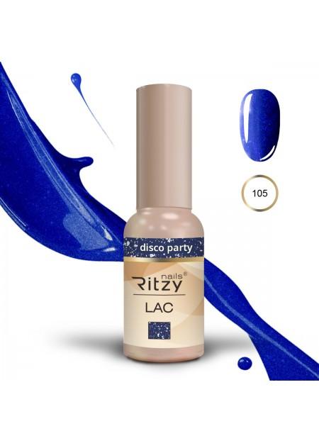 Ritzy Lac UV/LED gel polish Disco Party 105