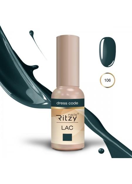 Ritzy Lac UV/LED gel polish Dress Code 106