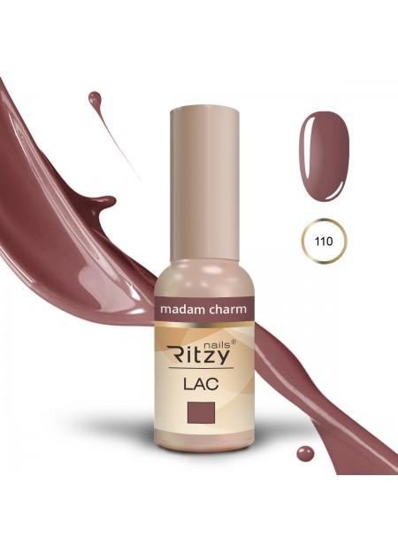 Ritzy Lac UV/LED gel polish Madam Charm 110