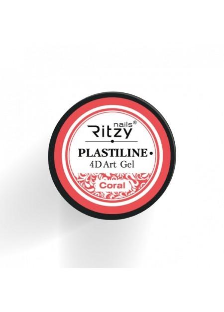 Plastline 4d Art Gel Coral