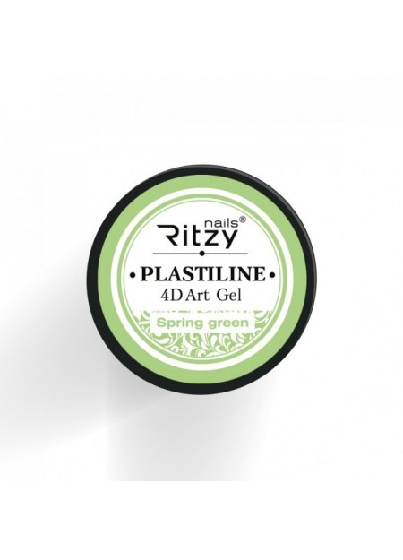 Plastiline 4d Art Gel Spring Green