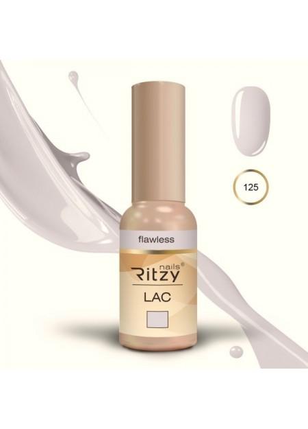 Ritzy Lac UV/LED gel Poilish Flawless 125