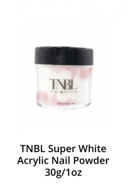 Super White Acrylic Powder 29gr