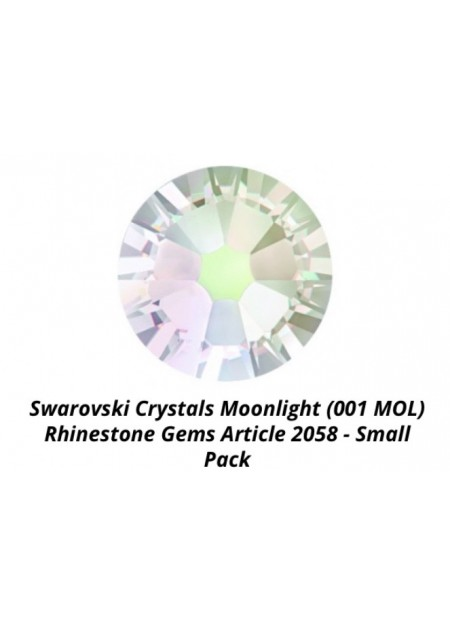 Swarovski Crystal Moonlight ss7