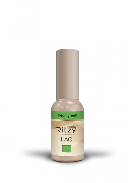 Ritzy Lac UV/LED gel polish Neon Green 117