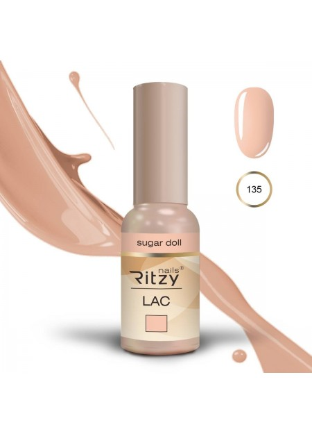 Ritzy Lac UV/LED gel polish Sugar Doll
