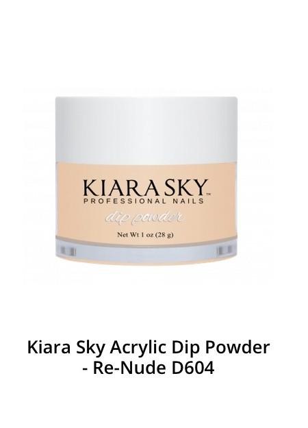 Kiara Sky D604 Re - Nude