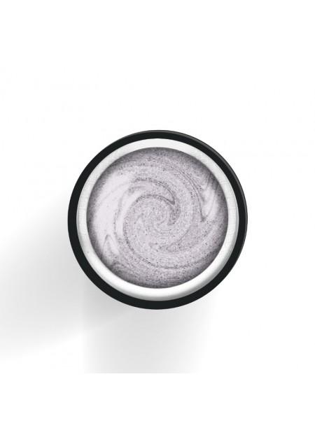 Texture 3d Pasta Gel Silver