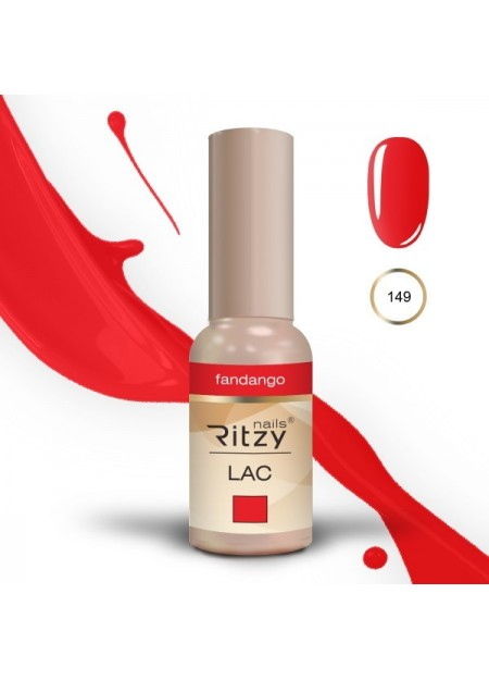 Ritzy Lac UV/Led gel polish Fandango 149 9ml