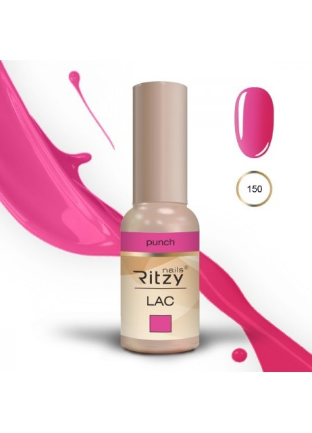 Ritzy Lac UV/Led gel polish Punch 150 9ml
