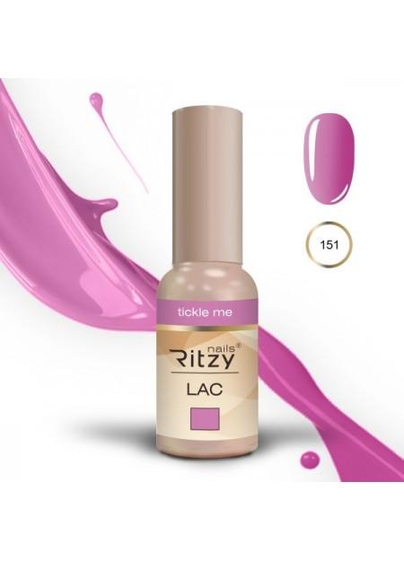 Ritzy Lac UV/Led gel polish Tickle me 151 9ml