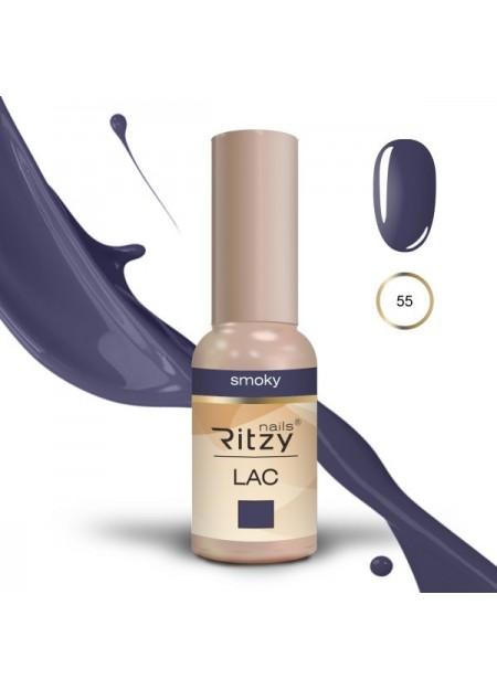 Ritzy Lac UV/LED gel polish Smoky 55 9ml