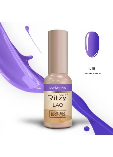 Ritzy Lac UV/LED gel polish Periwinkle L18 9ml