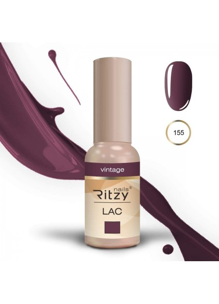 Ritzy Lac UV/LED gel polish Vintage 155 9ml
