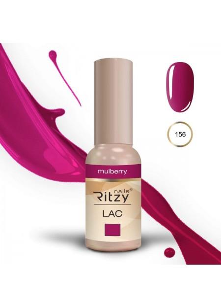 Ritzy Lac UV/Led gel polish Mulberry 156 9ml