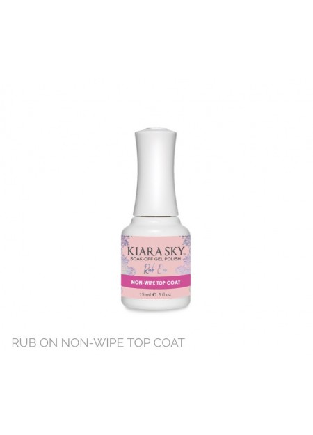 Rub On Base-Top no wipe 15ml