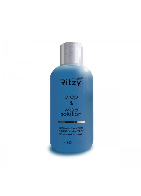 Prep and Wipe Solution 150ml