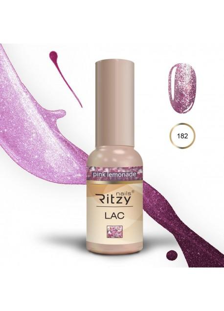 Ritzy Lac gel polish Uv/Led Pink Lemonade 182 9ml