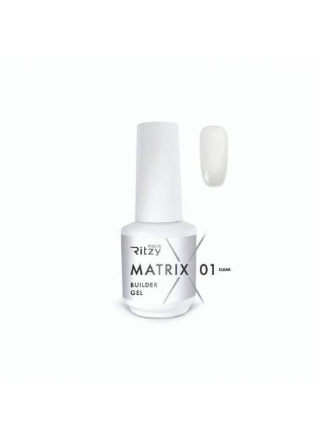 MATRIX Gel 01 in a bottle15ml