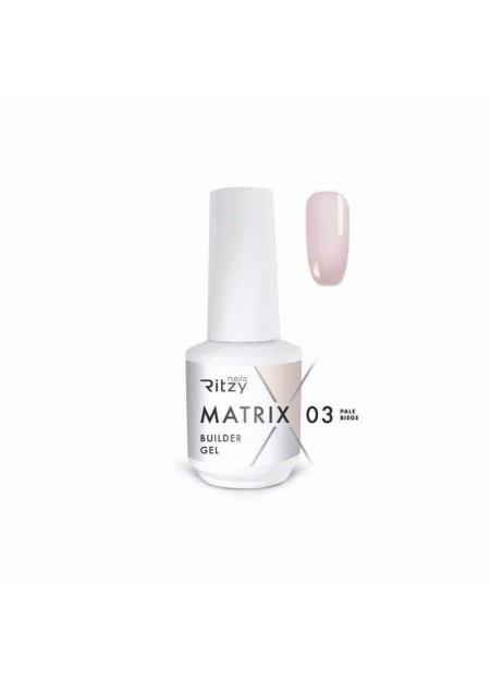 MATRIX Gel 03 in a bottle 15ml