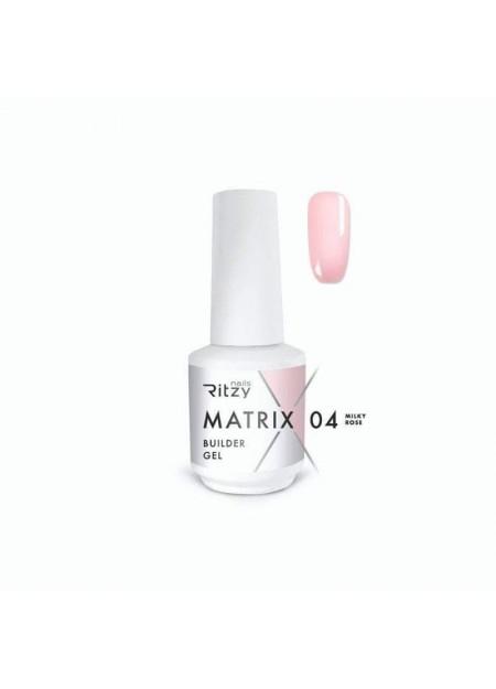 MATRIX Gel 04 in a bottle 15ml