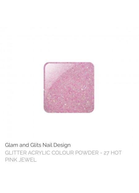 GA 27 Hot Pink Jewel