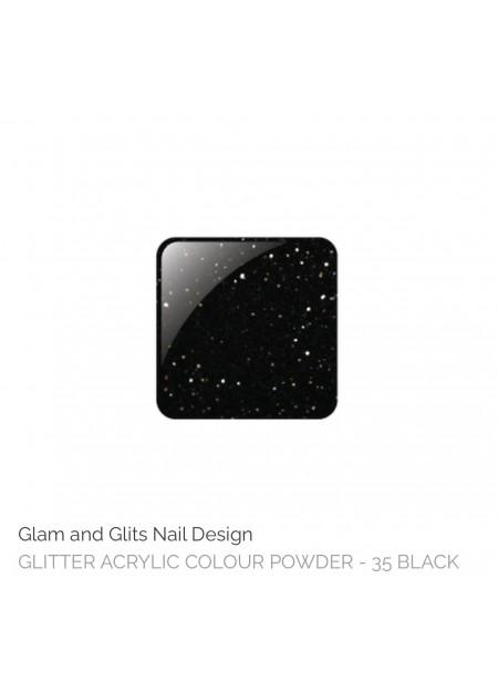 GA 35 Black